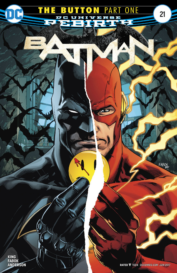Batman #21 comic review