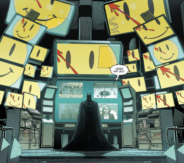 Batman #21 comic review