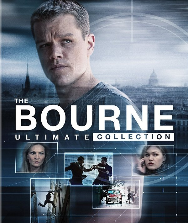 The Bourne Ultimate Collection Blu-ray review