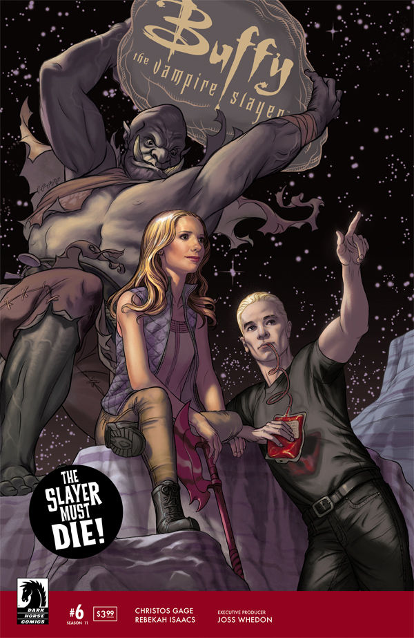 Buffy the Vampire Slayer Season Eleven #6 comic review