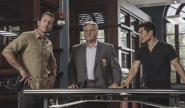 Hawaii Five-0 - Huikau na makau a na lawai'a television review