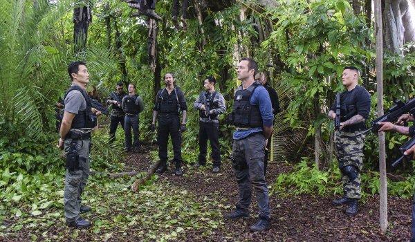 Hawaii Five-0 - Ua Malo'o Ka Wai TV review