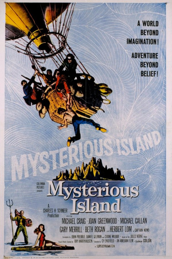 Mysterious Island movie review