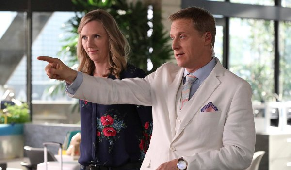 Powerless - Emergency Punch-Up television review