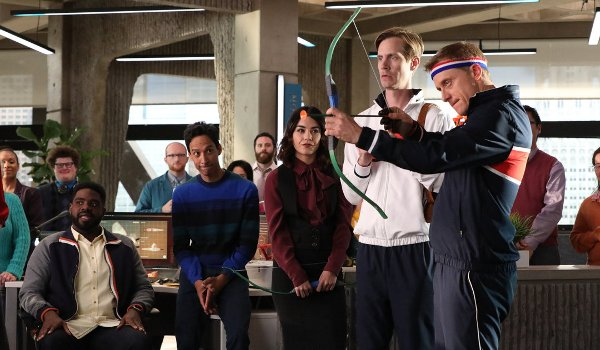 Powerless - Van v Emily: Dawn of Justice television review