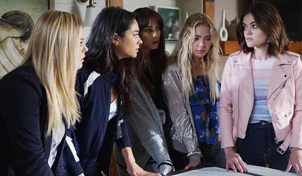 Pretty Little Liars - Playtime television review