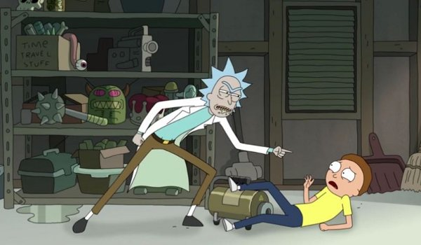 Rick and Morty - The Rickshank Redemption TV review