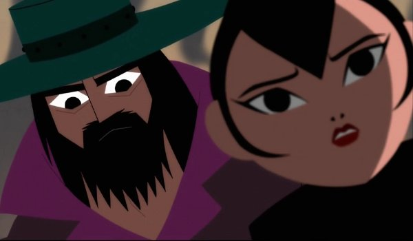 Samurai Jack - Episode XCVI television review