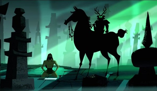Samurai Jack - Episode XCVII television review