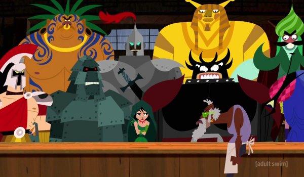 Samurai Jack - Episode XCVII television review
