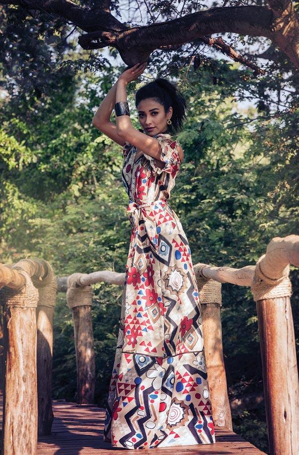 Shay Mitchell - Modeliste Magazine (April 2017)
