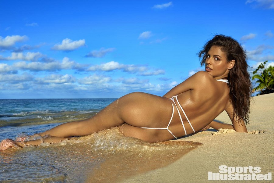 Sports Illustrated 2017 Swimsuit Model - Bojana Krsmanovic