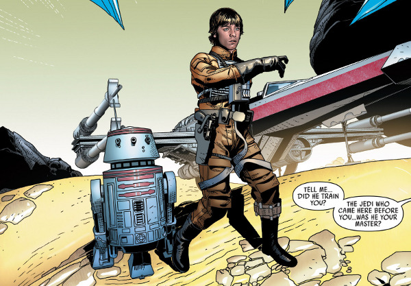 Star Wars #30 comic review