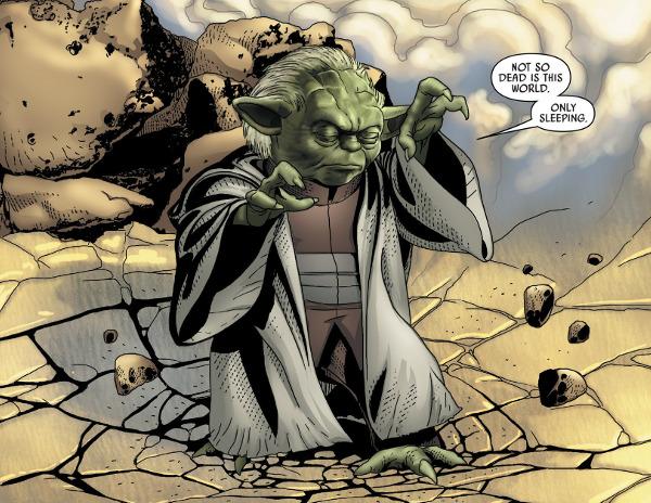 Star Wars #30 comic review