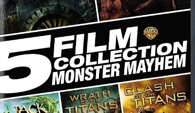 5 Film Collection: Monster Mayhem