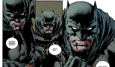 Batman #20 comic review
