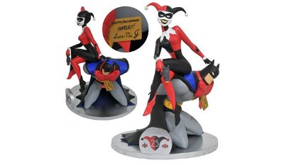 Batman: The Animated Series 25th Anniversary Harley Quinn Statue
