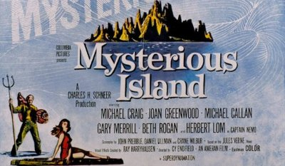 Mysterious Island review