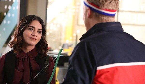 Powerless – Van v Emily: Dawn of Justice television review