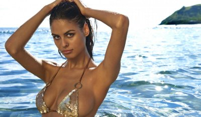 Sports Illustrated 2017 Swimsuit Model – Bojana Krsmanovic