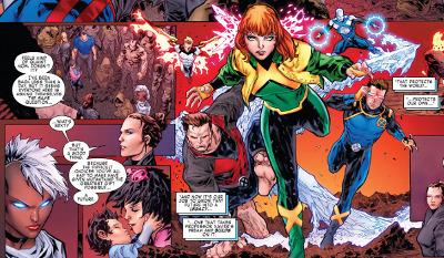 X-Men: Prime #1 comic review