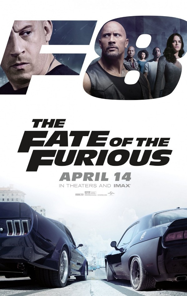The Fate of the Furious movie review