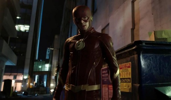 The Flash - The Once and Future Flash TV review