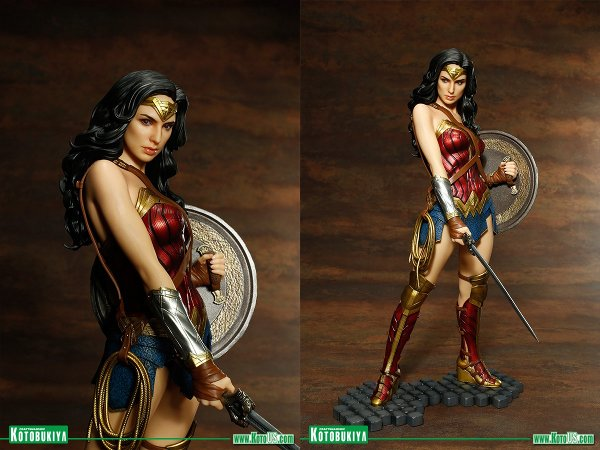 Wonder Woman Movie ARTFX Statue