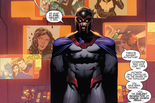 X-Men: Blue #1 comic review