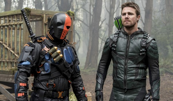 Arrow – Lian Yu television review