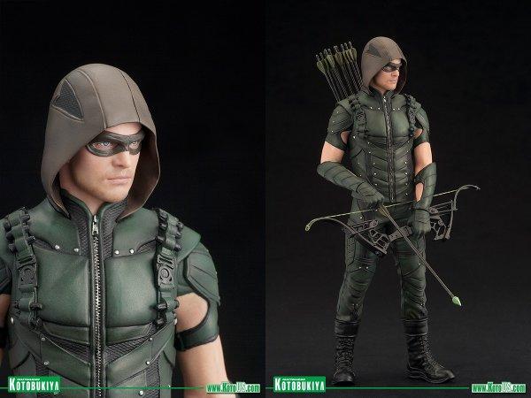 Arrow TV-Series Green Arrow ARTFX+