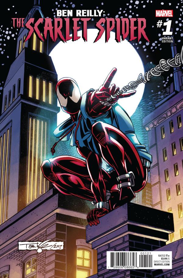 Ben Reilly: Scarlet Spider #1
