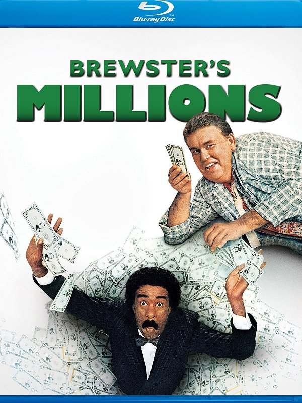 Brewster's Millions Blu-ray review