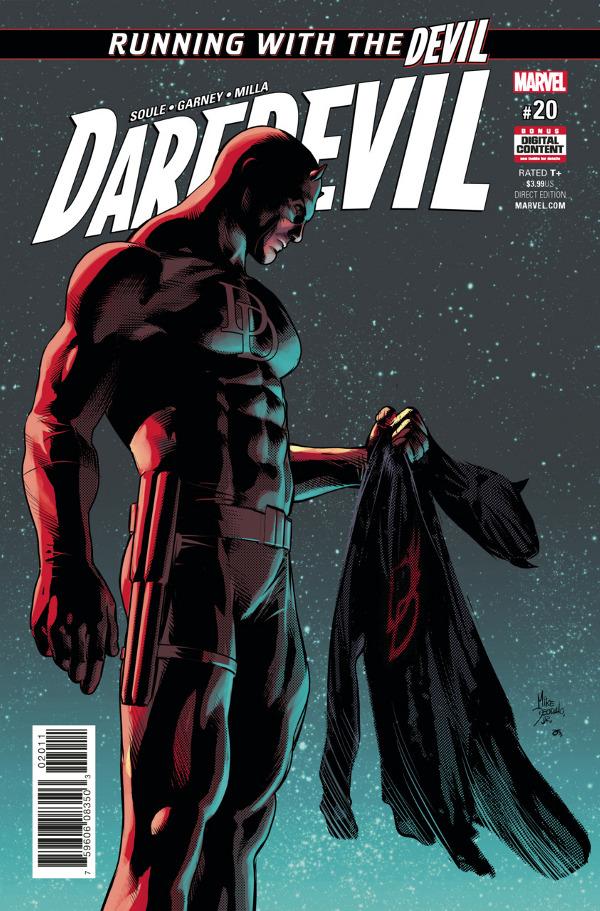 Daredevil #20 comic review