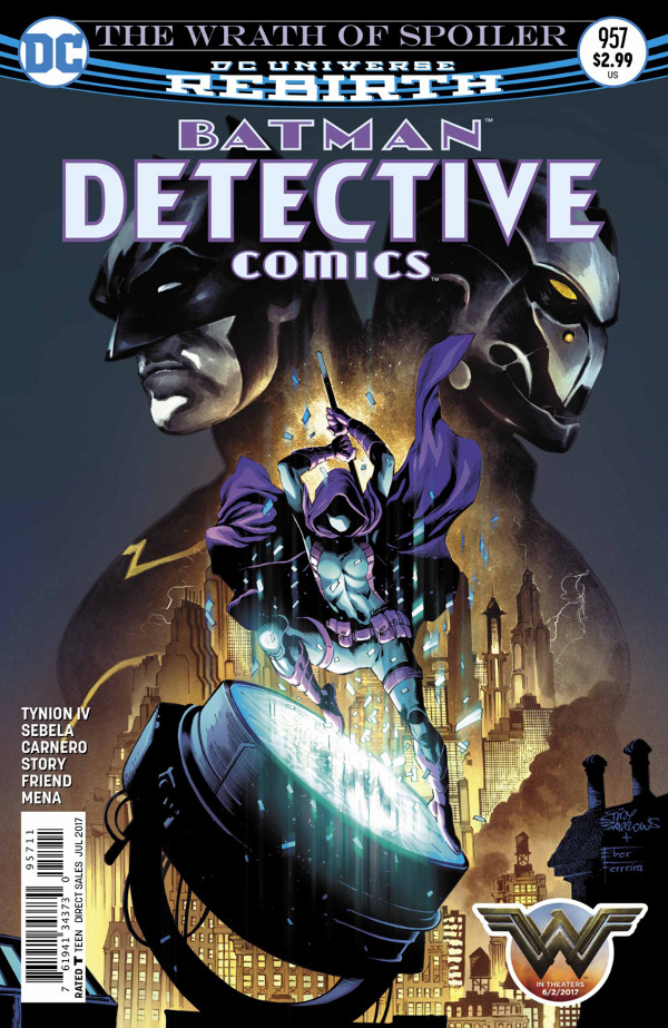 Detective Comics #957 comic review