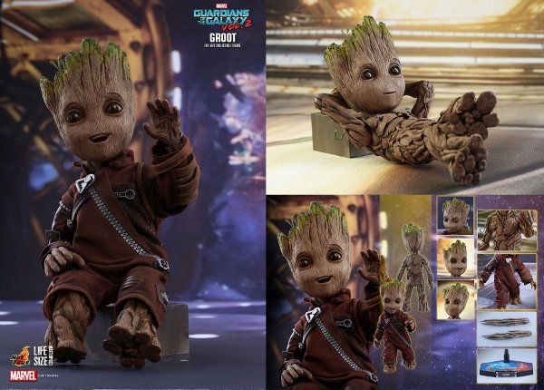 Guardians of the Galaxy Vol. 2 Groot Life-Size Figure