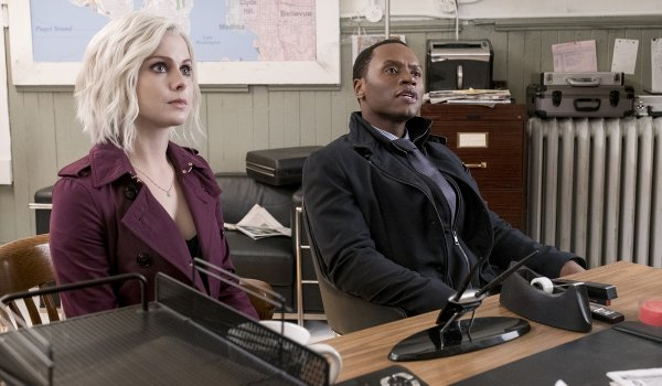 iZombie - Dirt Nap Time / Eat a Knievel TV review
