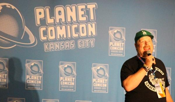 John DiMaggio - Planet Comicon Panel 2017