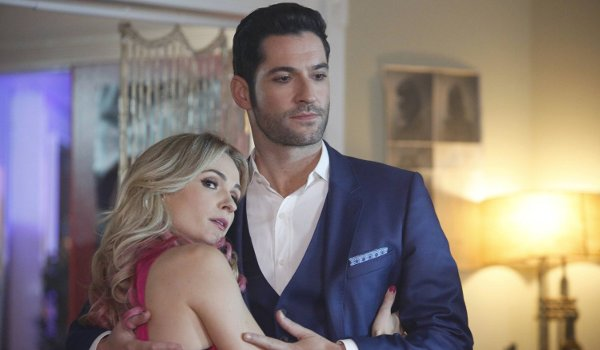 Lucifer - Candy Morningstar TV review