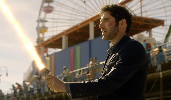 Lucifer - The Good, the Bad and the Crispy TV review