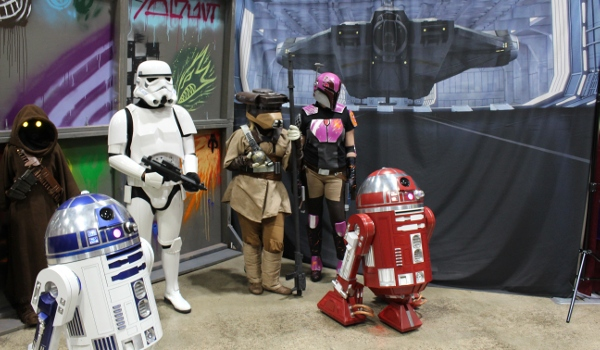 Planet Comicon Cosplay Gallery