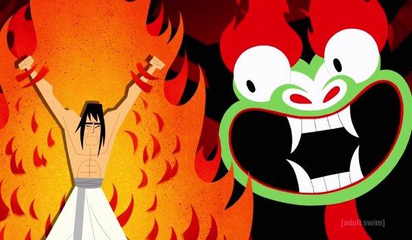 Samurai Jack - Episode CI television review