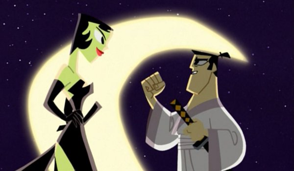 Samurai Jack - Episode VI: Jack and the Warrior Woman TV review