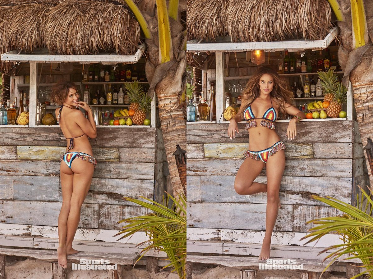 Sports Illustrated 2017 Swimsuit Model - Hannah Jeter
