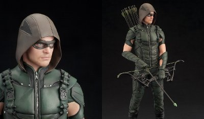 Arrow TV-Series Green Arrow ARTFX+