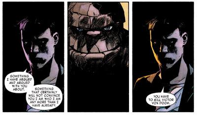 Infamous Iron Man #8 comic review