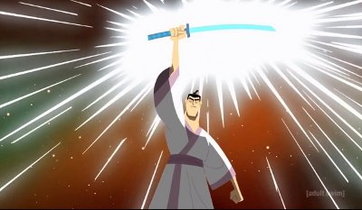 Samurai Jack – The Complete Fifth Season DVD review