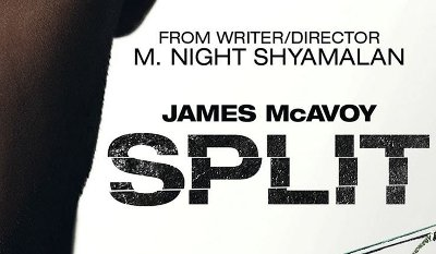 Split Blu-ray review