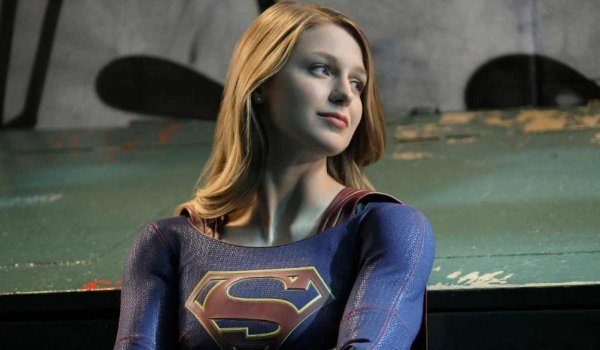 Supergirl – Resist television review