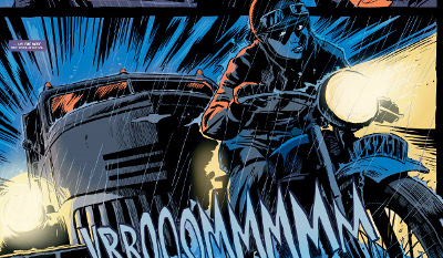 Will Eisner's The Spirit: The Corpse-Makers #3 comic review